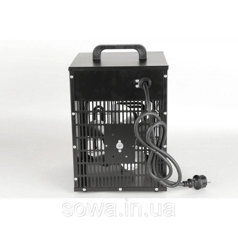 ✔️ Електричний обігрівач - BLACK STORM RM 80401 . 3300 Вт