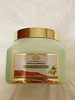 Увлажняющая маска с оливковым маслом Care and beauty