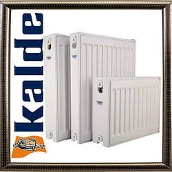 Сталевий панельний радіатор Kalde 22 500х500,бокове підключення,Туреччина,Гарантія - 10 років