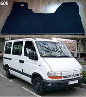 Коврики на Renault Master '97-10. Текстильные автоковрики, фото 1