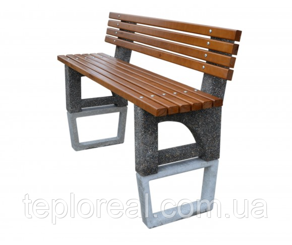 "Скамейка для дачи и дома ""Верона"" антивор"