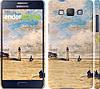 "Чехол на Samsung Galaxy A5 A500H Маяк и лодки ""166c-73"""