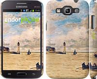 """Чехол на Samsung Galaxy Win i8552 Маяк и лодки """"166c-51"""""""