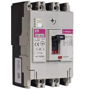 Автом. выключатели/аксессуары ETI (ETIBREAK, EB2, EB2S) 16-2500 А