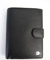 Мужское кожаное портмоне VERITY V139-21 black кожаное портмоне и кожаные кошельки оптом, фото 1