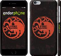 """Чехол на iPhone 6 Игра престолов. Targaryen """"1139c-45"""""""