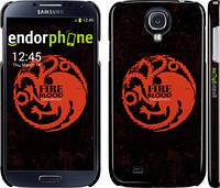 "Чехол на Samsung Galaxy S4 i9500 Игра престолов. Targaryen ""1139c-13"""