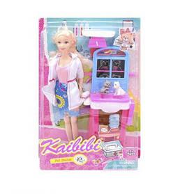 """Кукла-ветеринар """"Kaibibi""""  scs"""