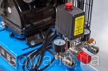 ✔️ Компрессор двухпоршневой  - AL-FA_ Альфа ALC-150-2 ( 150 літрів, 2 поршня, 3,8 кВт ), фото 2