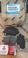 Колодки тормозные Задние MAZDA CX-5 AEKS01, Mazda CX-5 12-17