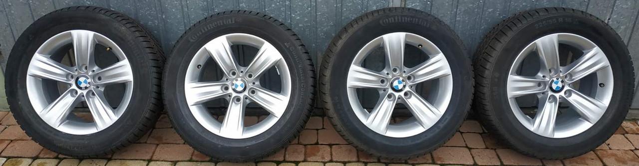 Диски с резиной BMW 7