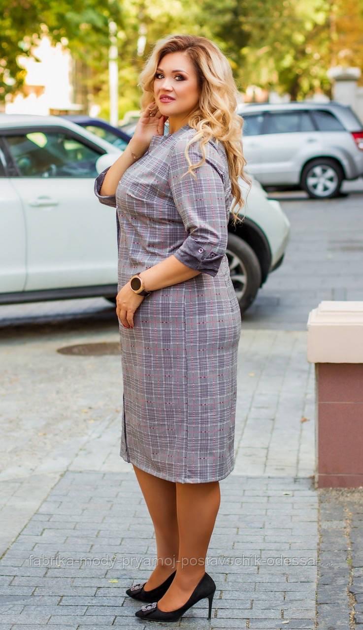 Платья женское размер 52-58 Леди 2
