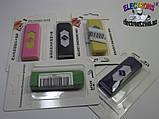 Зажигалка электронная USB со встроенным аккумулятором, фото 6