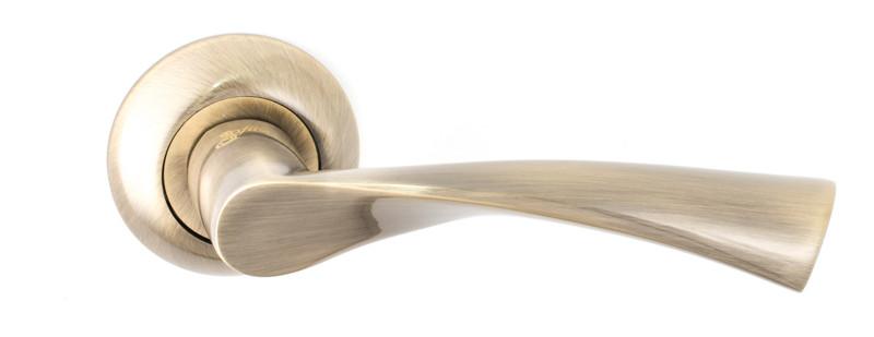 Ручки дверні Safita R14H 009 антична бронза