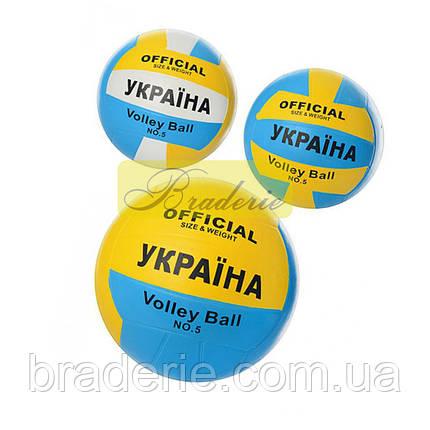 Мяч волейбольный Profi VA 0016 Official, фото 2