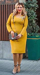 Платья женское размер 52-58 Лената