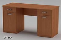 Стол письменный Учитель-2 в кабинет большой, фото 1