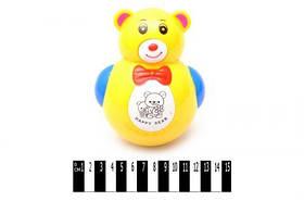 "Неваляшка ""Baby Tumbler"" поющий медвежонок  sco"