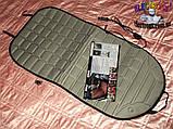 Подогрев сиденья автомобиля 12 вольт от прикуривателя, фото 3