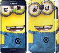 "Чехол на Samsung Galaxy A5 A500H Миньоны 7 ""859c-73"""