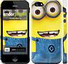 "Чехол на iPhone 5 Миньоны 7 ""859c-18"""