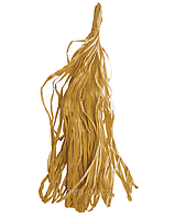 Рафия флористическая, светло-коричневая