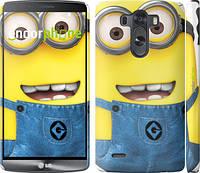 "Чехол на LG G3 dual D856 Миньоны 7 ""859c-56"""