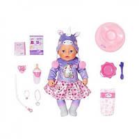 Кукла BABY BORN серии Нежные объятия - МИЛЫЙ ЕДИНОРОГ 43 cm, с аксессуарами Zapf 828847