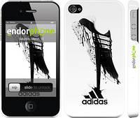 """Чехол на iPhone 4 Адидас """"2388c-15"""""""