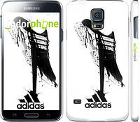 "Чехол на Samsung Galaxy S5 g900h Адидас ""2388c-24"""