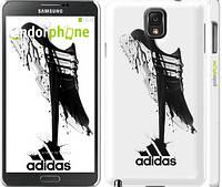 "Чехол на Samsung Galaxy Note 3 N9000 Адидас ""2388c-29"""