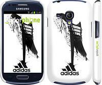 "Чехол на Samsung Galaxy S3 mini Адидас ""2388c-31"""