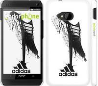"""Чехол на HTC One M7 Адидас """"2388c-36"""""""