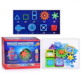 """Конструктор магнитный """"Magic Magnetic"""" (32 детали)  scs"""
