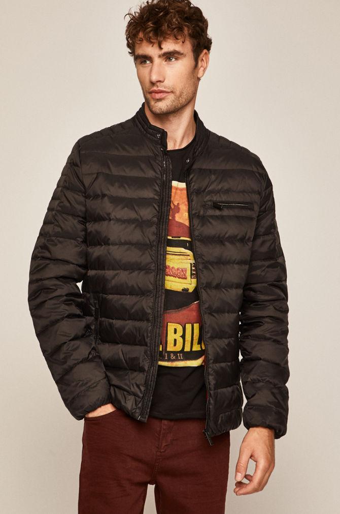 Куртка чоловіча пухова демісезонна