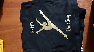 Комплект : футболки + болеро   Happy Dance Group 1