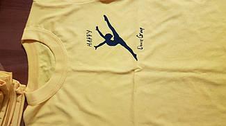 Комплект : футболки + болеро   Happy Dance Group 3