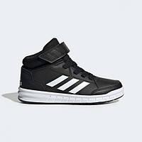 Детские высокие кроссовки adidas ALTASPORT MID K (АРТИКУЛ:G27113)
