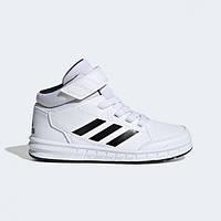 Детские высокие кроссовки adidas ALTASPORT MID K (АРТИКУЛ:G27114)