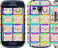 """Чехол на Samsung Galaxy S3 mini Adventure time. Finn v2 """"1211c-31"""""""