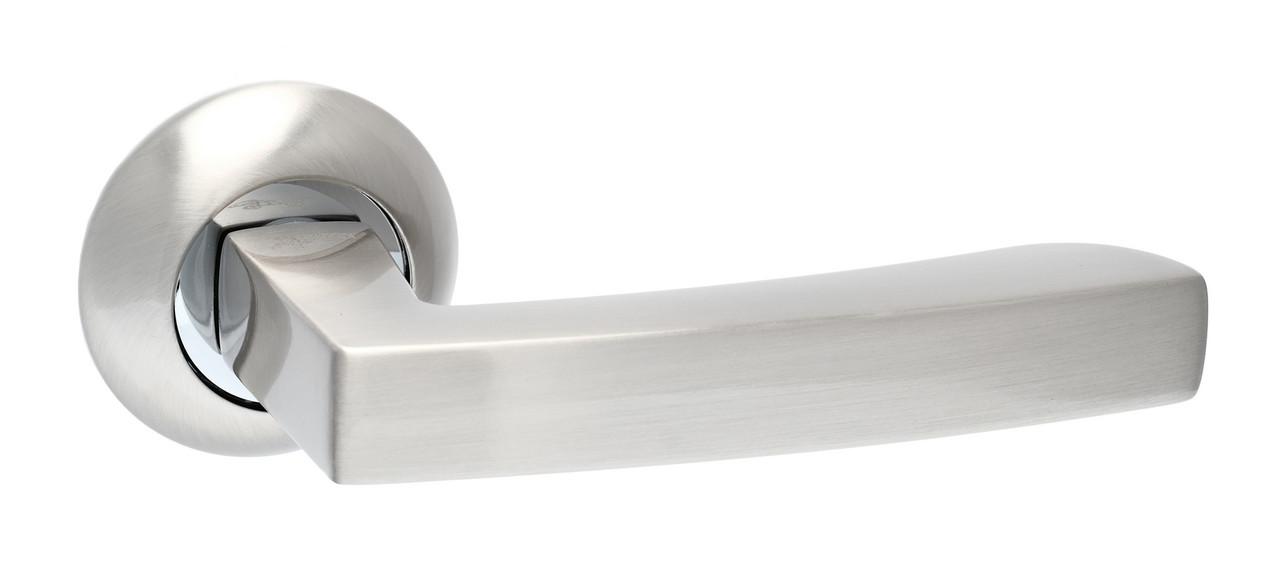 Ручка Safita R14H 232 матовий нікель/хром
