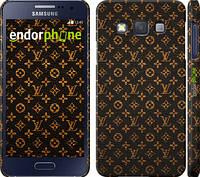 """Чехол на Samsung Galaxy A3 A300H Louis Vuitton v6 """"2121c-72"""""""