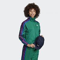 Женская олимпийка adidas FLORAL W (АРТИКУЛ: ED4769)