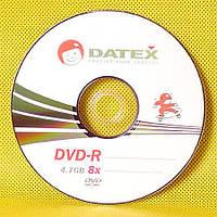 Диск DVD-R 4.7GB DATEX 16x без упак
