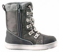 Ботинки зимние Reimatec Freddo, Reima, серые (25) (569319_9390/25)