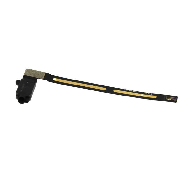 Flat Cable iPad 5 Air with H-F connector Black