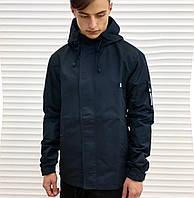 """Парка """"Hawk jacket"""" Черная, фото 1"""