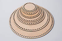 Круглое донышко Ø15 см/4мм