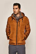 Зимняя короткая мужская куртка, фото 3