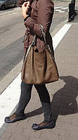 Женская сумка из натуральной кожи 1